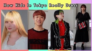 What Japanese Students REALLY Wear || Bunka Fashion College