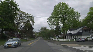 Driving By Nyack,New York