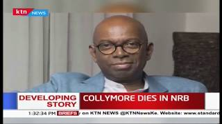 Safaricom CEO, Bob Collymore Corporate legacy