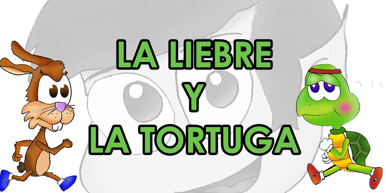 VIDEOCUENTO - LA FÁBULA DE LA LIEBRE Y LA TORTUGA