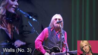 Walls (No.3) - Tom Petty and the Heartbreakers (With Lyrics Below)