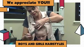 Boy Haircut Long To Short | Boys Hairstyles - Hairstyles Boy