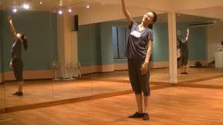 玲実先生のダンスレッスン〜ダンスの基本〜ロンデ・パッセのサムネイル画像
