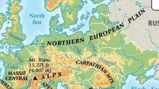 Why is the northern european plain important