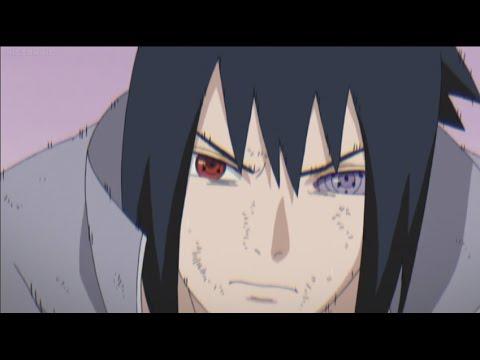 Naruto Shippuden Episode 471 - Naruto and Sasuke vs Kaguya