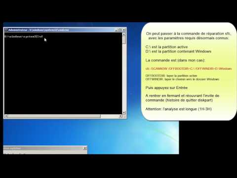 comment reparer systeme 32 windows 7