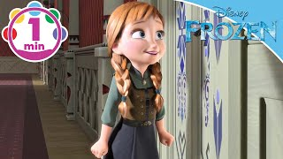 Frozen   Song - Do You Want To Build A Snowman?   Disney Junior UK