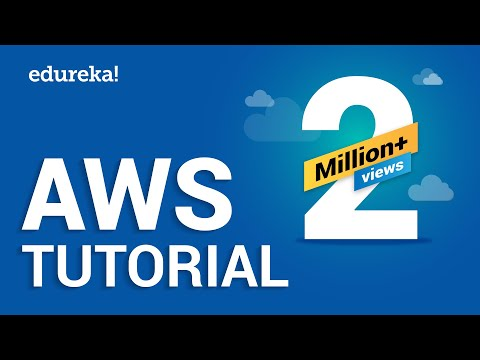 AWS Tutorial | AWS Certified Solutions Architect | Amazon AWS | AWS Training | Edureka