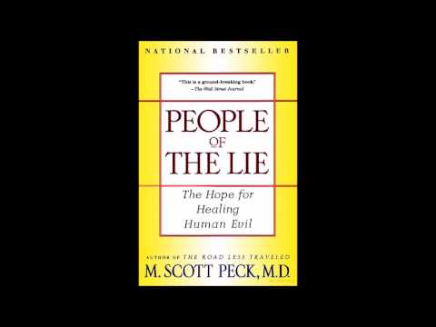 M Scott Peck – People of the Lie Audiobook