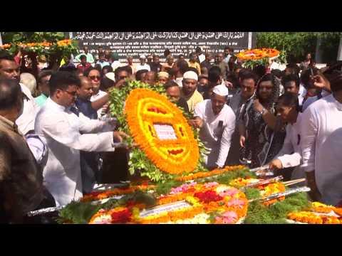 জেলহত্যা দিবসে রাজশাহীতে জাতীয় চার নেতাকে স্মরণ করেছে সর্বস্তরের মানুষ