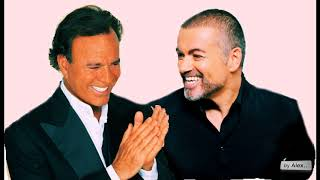 """GEORGE MICHAEL and Julio Iglesias """"Careless Whispers"""" - a tribute 1963 -2016"""
