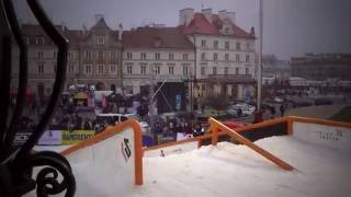 preview picture of video 'Lublin Sportival 2014 - Jibbing Contest'