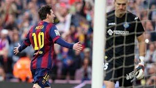 Best Panenka Penalty Ever ● Lionel Messi Brilliant Panenka Penalty Goal vs Getafe CF ||HD||