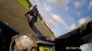 gsxr 1000 Circuit Carole 27 10 2017