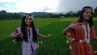 Leibiyu nangna//cover Manipuri Dance!//bru girls