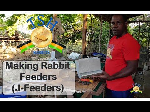 , title : 'Jamaica Rabbit Farming: Making Rabbit Feeders (J-Feeders)