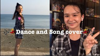 Boy with luv (Dance cover) and MAPA (Song cover)💃🎶 🎶// Katelyn Nichole