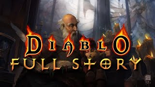 The Story of Diablo 1 & 2 told by Deckard Cain