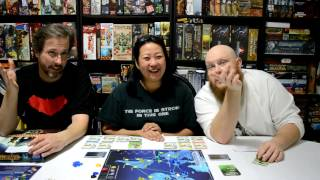 A game review of Pandemic by Z-Man Games