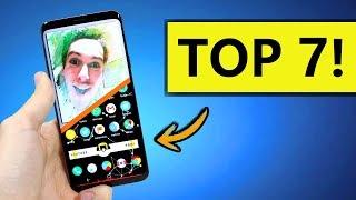 TOP 7 MEJORES APLICACIONES para Android - NUEVAS 2018
