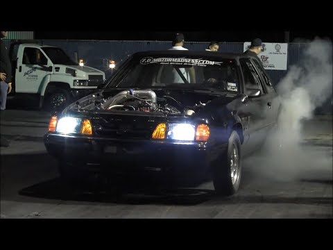 Steve Morris Engines, C and S Blow Thru carb Tuning video