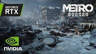 Metro Exodus: Ray Tracing Cinematic Compilation – GEFORCE COMMUNITY SHOWCASE