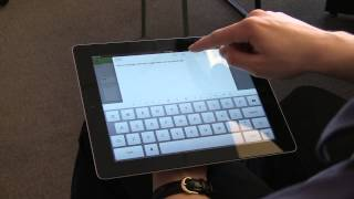 Dysgraphia: An App Review