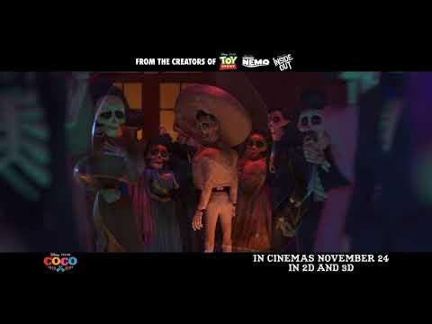 New Movie Clip for Coco