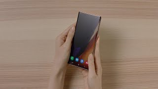 video: Samsung Galaxy Note 20 Ultra release: latest news on UK price, specs and how to pre-order