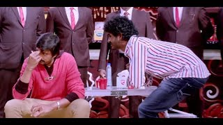 Sudeep gives 10 lakhs to Chikkanna | Non Stop Kannada Comedy Scenes | New Kannada Movies