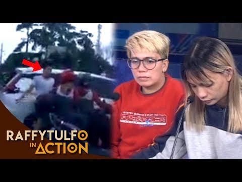[Raffy Tulfo in Action]  VIRAL VIDEO SA NANGYARING ALITAN SA PAGITAN NG RIDER AT NG DRIVER NG PUTING KOTSE!