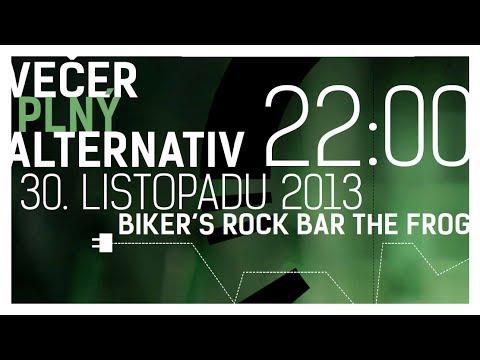 Zesilovací stanice Příbram - Večer plný alternativ,  30. listopadu 2013, 22:00