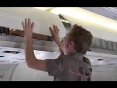 flugzeug handgepäck