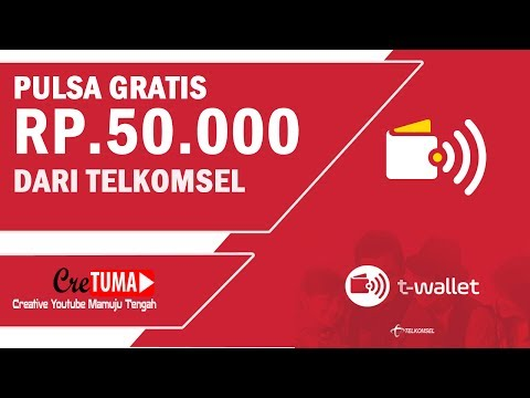 Video Pulsa Gratis dari Telkomsel