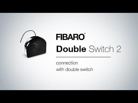 FIBARO Double Switch 2 – installation