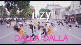[WINNER ITZY DANCE COVER CONTEST] KPOP IN PUBLIC ITZY 달라달라 (DALLA DALLA)  Dance Cover By Oops! Crew