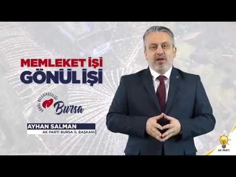 Cumhurbaşkanımız Bursa'ya geliyor. 15 Şubat Cuma saat 14:30 'da Gökdere Meydanı'nda buluşuyoruz.