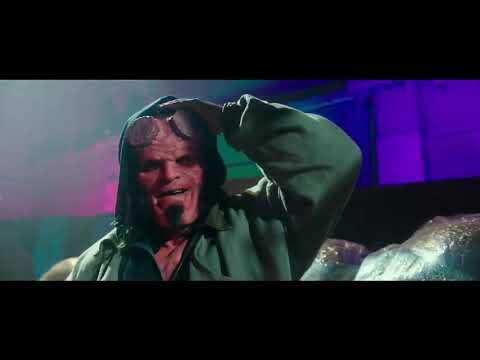 Hellboy   Official Trailer 2019   David Harbour, Milla Jovovich, Ian McShane