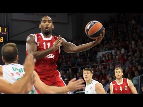 Highlights: RS Round 2, Brose Baskets Bamberg 86-76 Darussafaka Dogus Istanbul