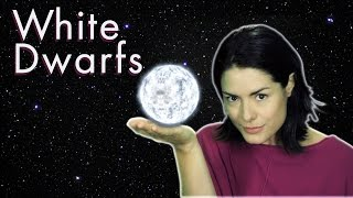 What are white dwarfs? (Astronomy)