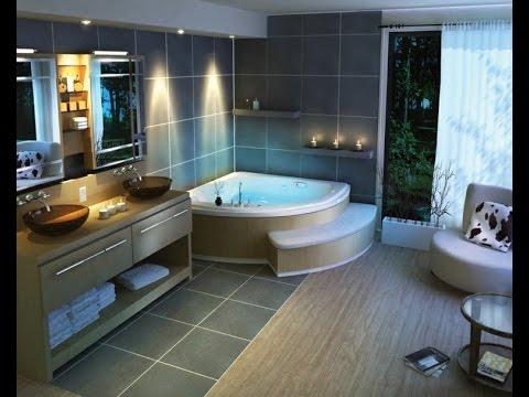 Decoración de baños con jacuzzi