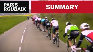 Summary - Paris-Roubaix 2019