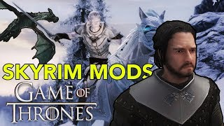 Skyrim Mods – Game of Thrones (Top 10)