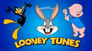 The BEST BUGS BUNNY DAFFY DUCK & PORKY PIG Looney Tunes Merrie Melodies Cartoons For Children HD