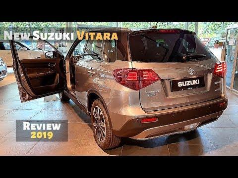 New Suzuki Vitara 2019 Review Interior Exterior