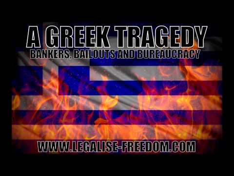 Andy Duncan - A Greek Tragedy: Bankers, Bailouts and Bureaucracy