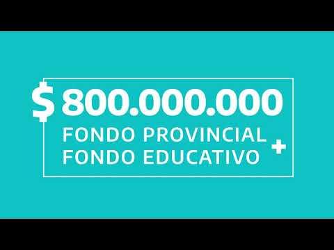"""La Provincia presentó el programa """"Escuelas a la Obra"""""""