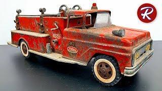 Пожарная машина Тонка 1960-х годов