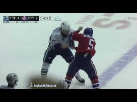 Casey Fitzgerald vs. Jonah Gadjovich
