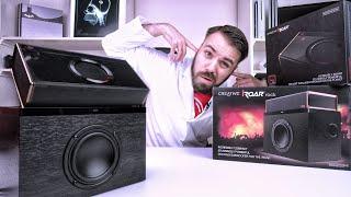 Fazit nach 12 Monaten. Der Premium Speaker von Creative - Der iRoar Lautsprecher
